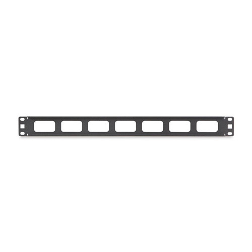 Kendall Howard 1902-1-001-01 - 1u Cable Routing Blank