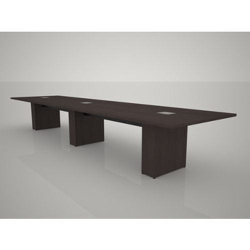 16' T5 Conference Table Asian Night Middle Atlantic T5SHC1RSV07ZP001
