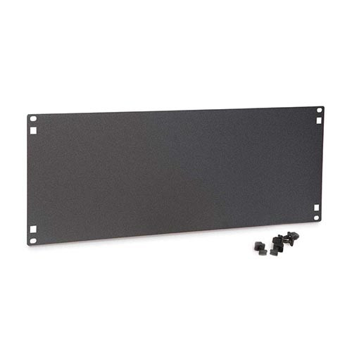 Kendall Howard 1901-1-101-06 - 6u Tool-Less Flat Filler Panel