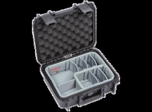 iSeries 3i-1209-4 Case w/Think Tank Designed Dividers 3i-1209-4DT
