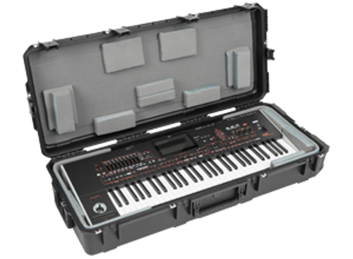 iSeries 61-Note Keyboard Case with Think Tank Interior 3i-4217-TKBD
