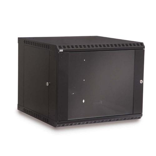 9u LINIER Fixed Wall Mount Rack Cabinet 3140-3-001-09