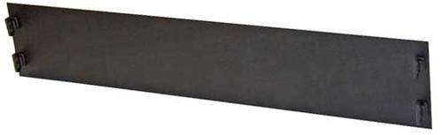 "1U 1.75""H Tool-less Filler Panel 19"" Mounting Great Lakes Case 1.75-FPTL19"
