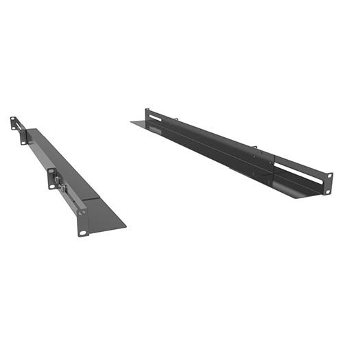 Hammond RAAB2436BK | Adjustable 24-36 Brackets