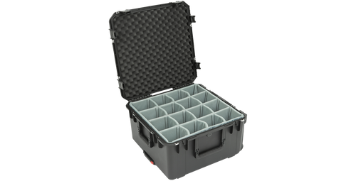 iSeries 2222-12 Case w/Think Tank Designed Dividers 3i-2222-12DT