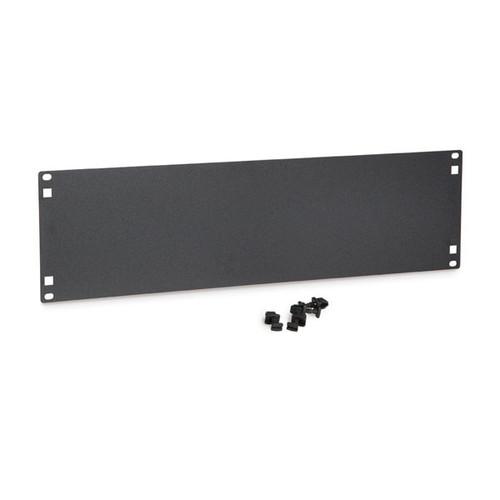 Kendall Howard 1901-1-101-03 - 3u Tool-Less Flat Filler Panel