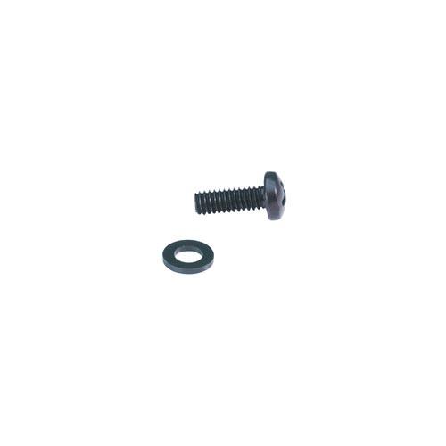 Rackmount Solutions HP24-100 - 12-24 Rackmount Screws, 100 count