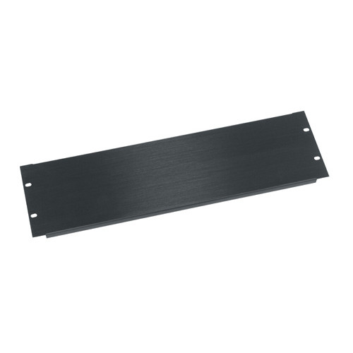 Middle Atlantic BL3 - 3u Flanged Aluminum Blanking Panel