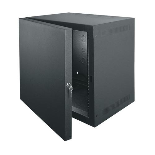 Middle Atlantic SBX-10 - Wall Mount Black