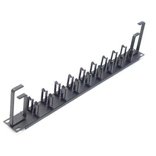 Rackmount Solutions 34-207200 - 1u Vertical/Horizontal Rackmount Cable Manager