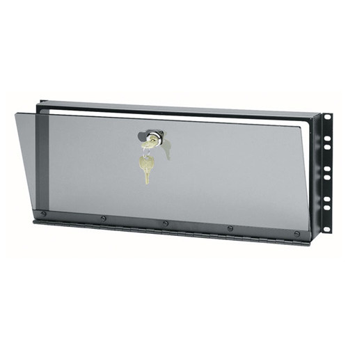 Middle Atlantic SECL-4 - 4u Hinged Security Cover