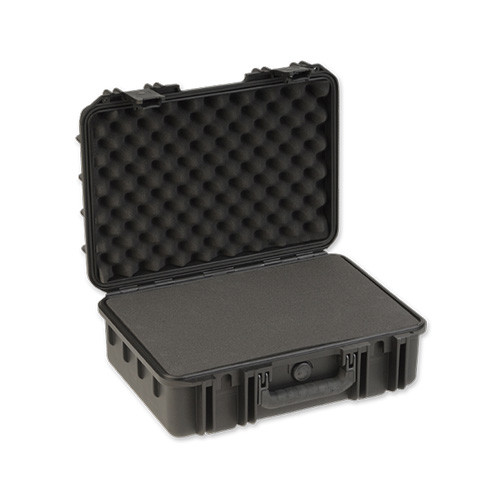 """17""""D Waterproof Shipping Case with Cubed Foam 3i-1711-6B-C"""