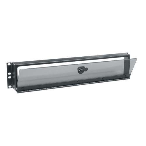 Middle Atlantic SECL-2 - 2u Hinged Security Cover