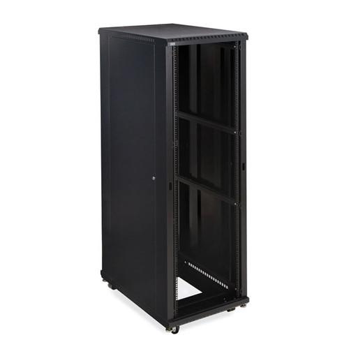 "Kendall Howard 3180-3-001-37 - 37U LINIER Open Frame Server Rack - No Doors - 36"" Depth"