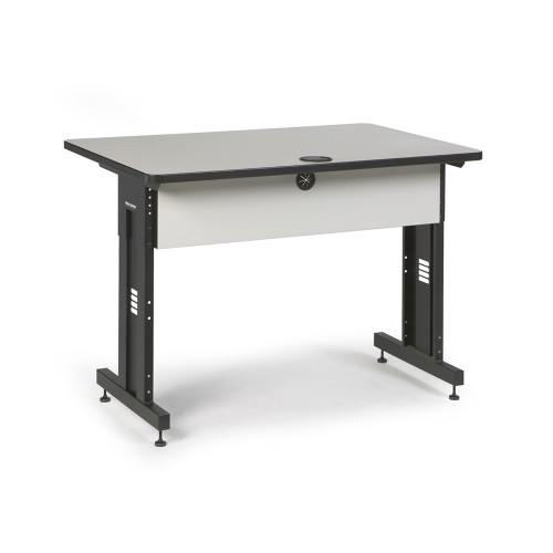 48W x 30D Training Table - Folkstone Gray