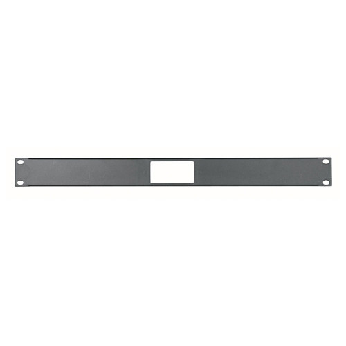 Middle Atlantic DECP-1X1 - 1u Filler Panel for DEC-TEMP Display