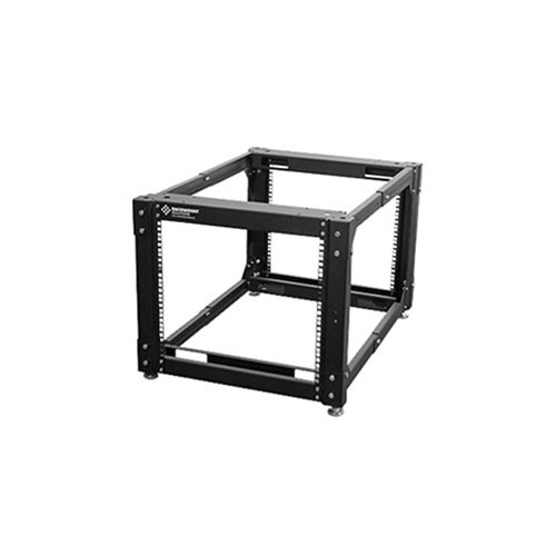 CRUXIAL-4PR-9U - Cruxial 9u adjustable 4 post rack