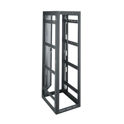 "24u 31""D 19 gangable enclosures rack"
