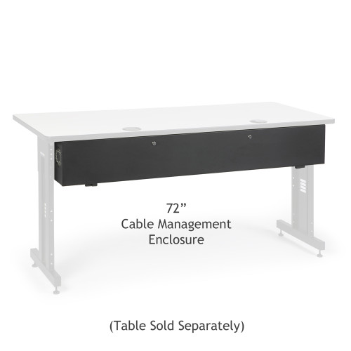 Training Table 72 Cable Enclosure