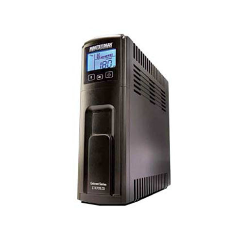 Entrust Series Line Interactive UPS ETR1000LCD