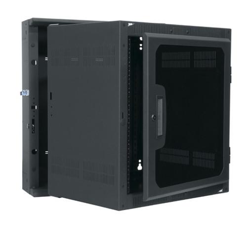 Middle Atlantic DWR-10-17PD 10u Wallmount Cabinet - Plexiglass Front Door