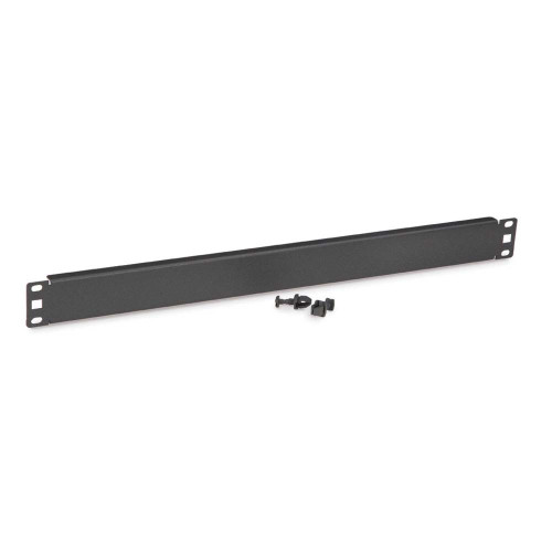 Kendall Howard 1901-1-001-01 - 1u Tool-Less Flanged Filler Panel