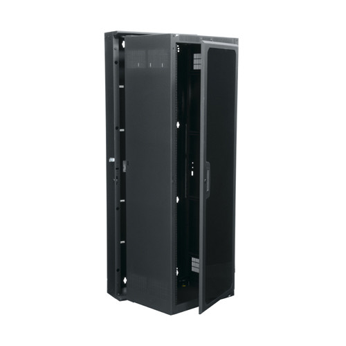 Middle Atlantic DWR-35-22PD 35u Wallmount Cabinet - Plexiglass Front Door