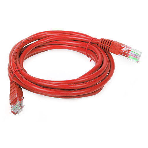 Cat5E 7ft Red Patch Cable