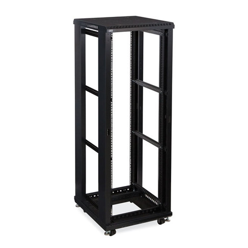 "Kendall Howard 3170-3-024-37 - 37U LINIER Open Frame Server Rack - No Doors/Side Panels - 24"" Depth"
