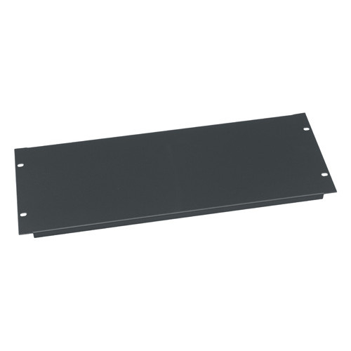 Middle Atlantic PBL-4 - 4u Flanged Aluminum Rack Filler Panel
