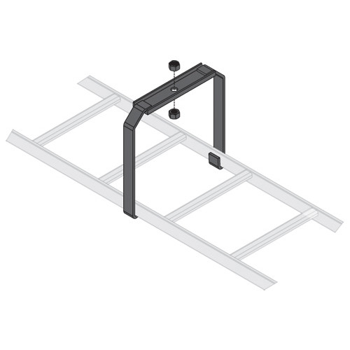 "12""W Ladder Center Support Bracket CLB-CSB"