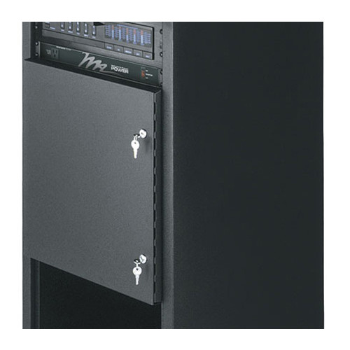 Middle Atlantic SSDR-20 - 20u Keylocked Security Door
