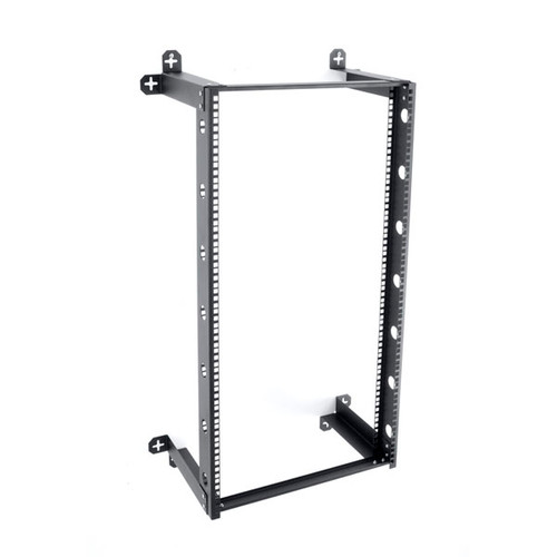 Kendall Howard 1915-3-300-21 - 21U V-Line Wall Mount Rack