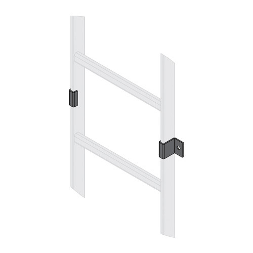 Middle Atlantic CLH-RWC - Ladder Wall Clamp