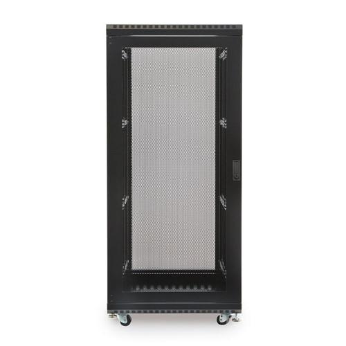 "Kendall Howard 3106-3-001-27 - 27U LINIER Server Cabinet - Solid/Vented Doors - 36"" Depth"
