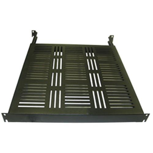 "Rackmount Solutions FS2318-24 - 1u 18-24"" Adjustable 4 Post Rackmount Shelf"