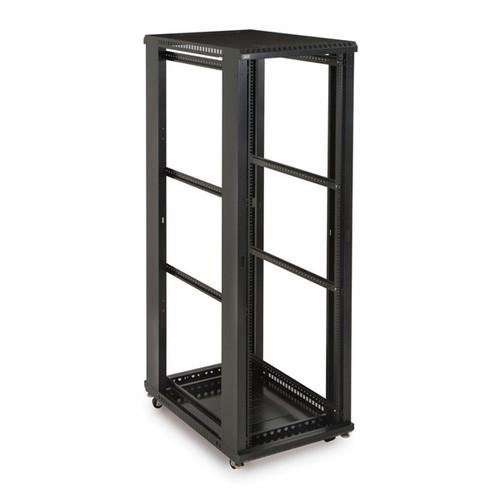 "Kendall Howard 3170-3-001-42 - 42U LINIER Open Frame Server Rack - No Doors/Side Panels - 36"" Depth"