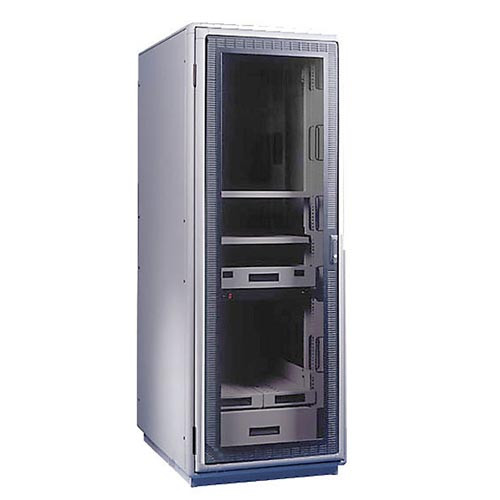 Rackmount Solutions FRS772042 - 44u Cruxial Server Rack Cabinet, 42 inches deep