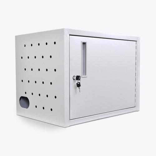 12 Tablet/Chromebook Wall/Desk Charging Box