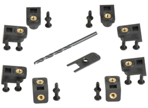 SKB 3i Series Panel Mount Clip Kit 3i-PMCK