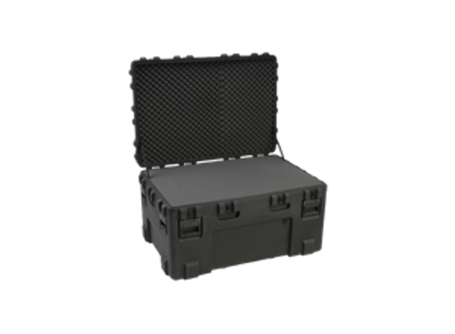 SKB R Series 4530-24 Waterproof Case with Layered Foam 3R4530-24B-L