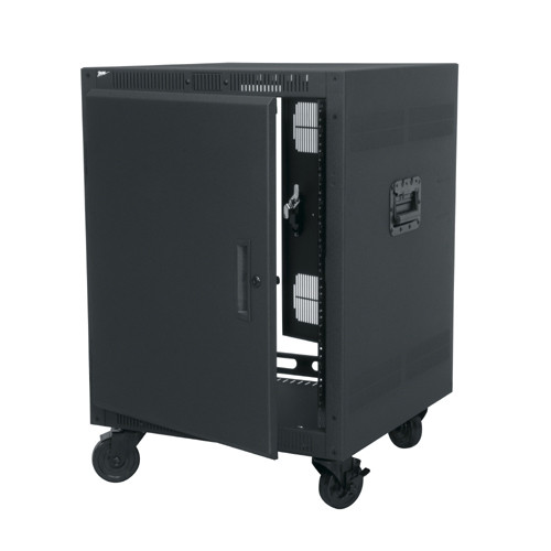 Middle Atlantic PTRK-14 - 14u Gangable Enclosure Rack