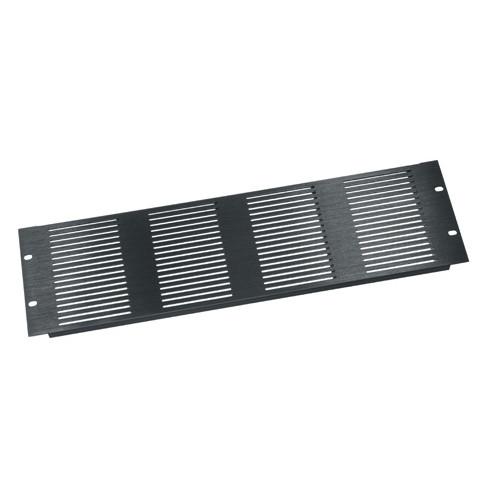 Middle Atlantic VTP-3 - 3u Aluminum Rack Vent Panel