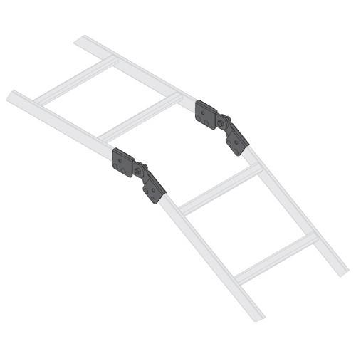 Middle Atlantic CLH-ADJT - Adjustable Ladder End Splice Hardware