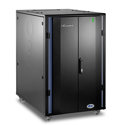 24u Soundproof Server Cabinet