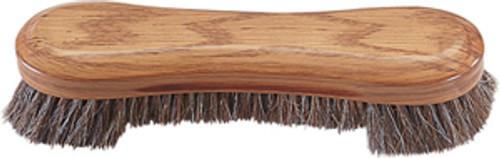 "10 1/2"" Wooden Brush with 85% Horse Hair / 15% Nylon Bristles - A15"