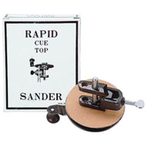 Cue Tip Sander Machine