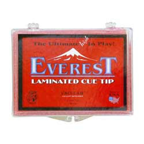 Everest Laminated Tips, Box of 12, 14mm