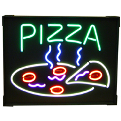 """""""Pizza"""" Neon Sign"""