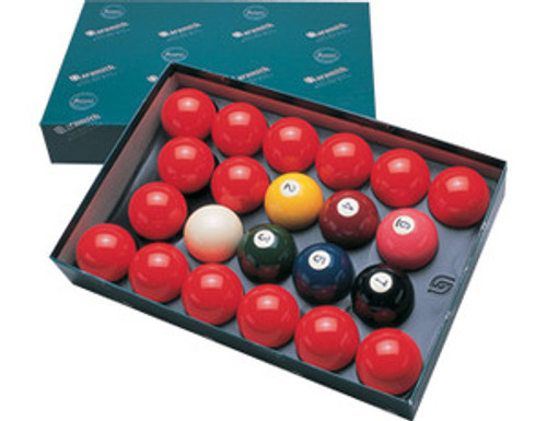 Aramith Snooker Set 2 1/8